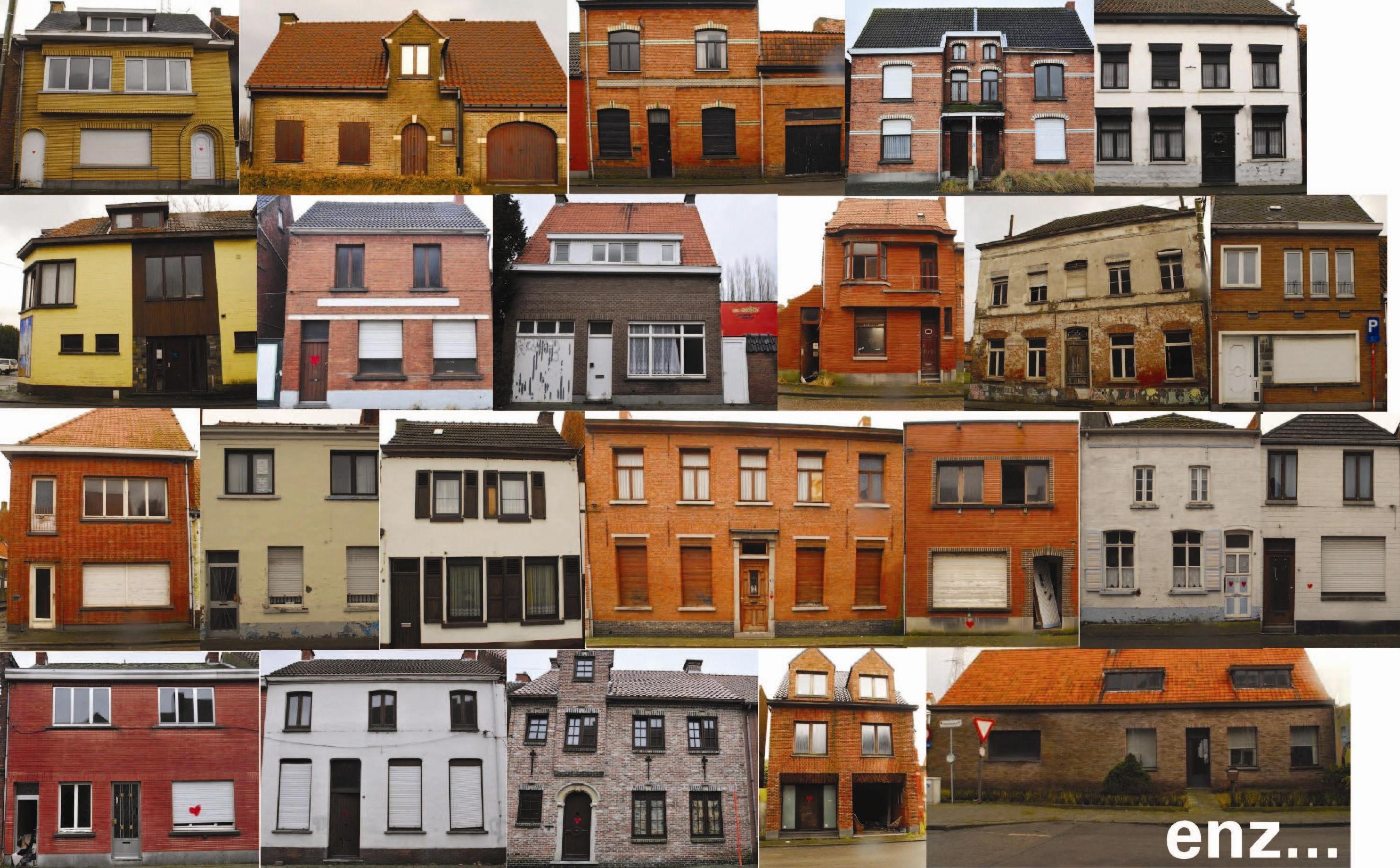Doel 2020 verwijzingen naar interessante sites - De mooiste gevels van huizen ...